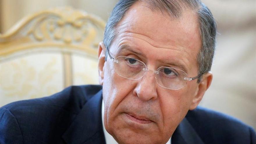 Ministro ruso asegura a Kerry que Rusia no bombardea Alepo