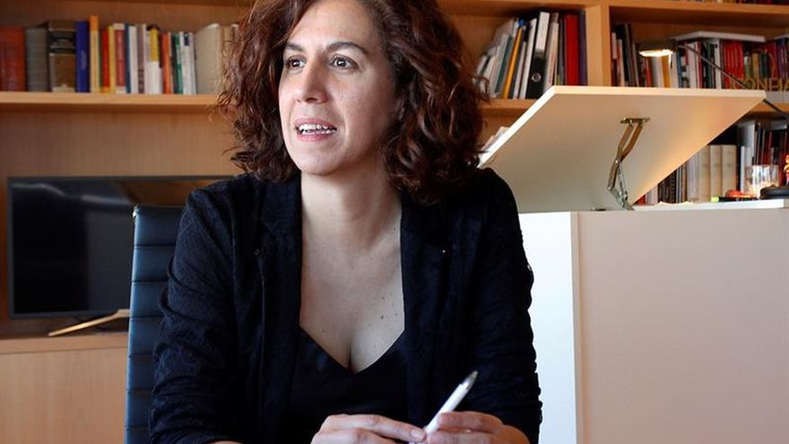 Irene Lozano: El Estado se prepara para atajar las fake news independentistas