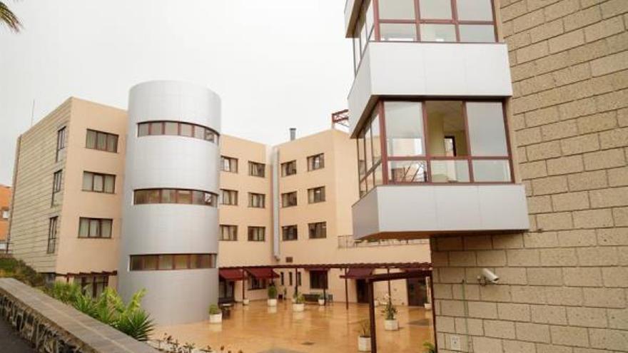 Centro sociosanitario de Fasnia.. (EFE)