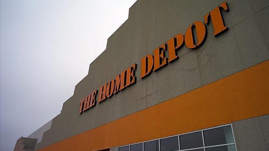 Home Depot gana 4.966 millones de dólares hasta octubre, un 13,6 por ciento más