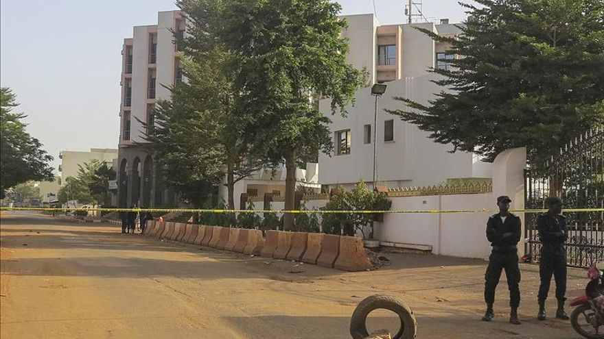 EE.UU. autoriza la salida de parte de su personal diplomático en Mali