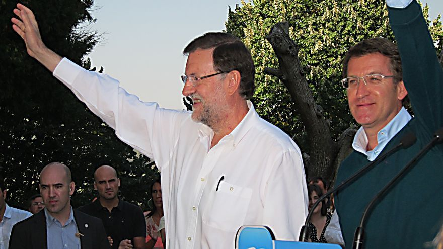 """Rajoy advierte de que """"nadie"""" le va a """"distraer"""" de su tarea de salir de la crisis y lograr la recuperación económica"""