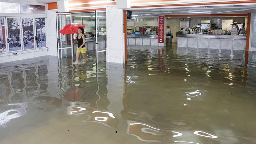 Un nuevo método de análisis del riesgo de inundación mejorará la protección