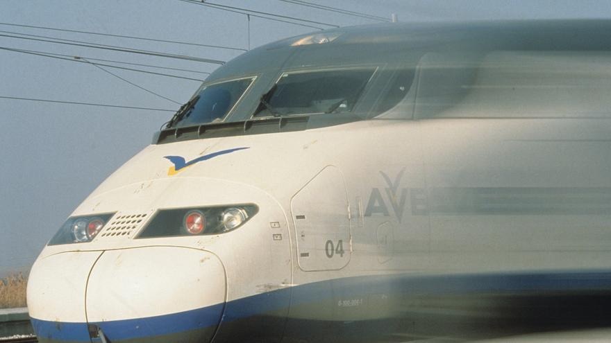 La ruta Madrid - Sevilla fue el primer servicio de alta velocidad de España.