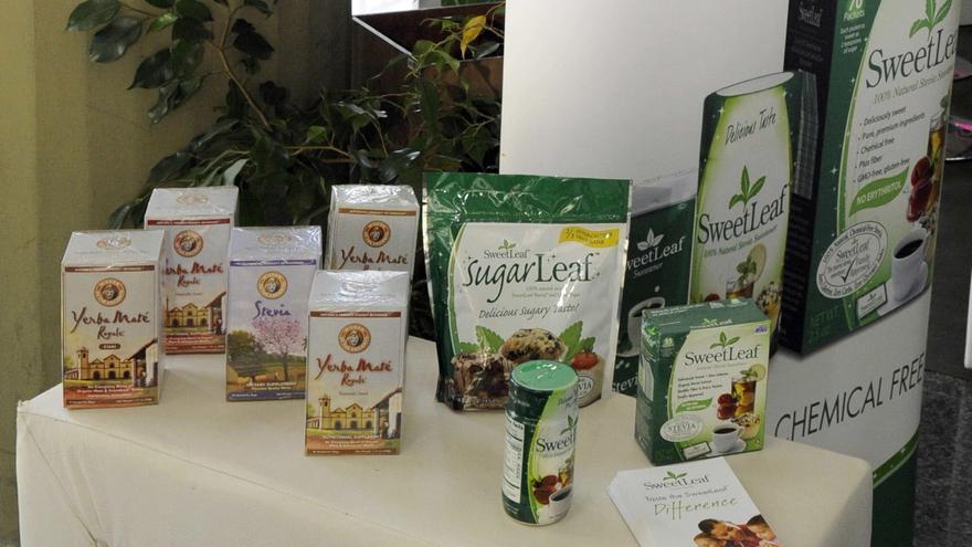 """Paraguay declara a la """"stevia"""" patrimonio genético del país"""