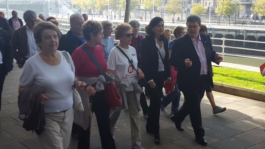 Bilbao reanuda los programas Red de Caminantes y Envejecimiento Activo