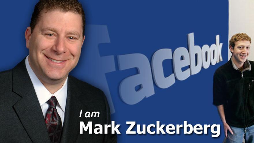 Mark Zuckerberg recibe cientos de peticiones de amistad al día, le confundan con el fundador de Facebook