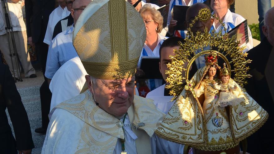 """El arzobispo de Miami lamenta la represión de """"expresión legitima"""" en Cuba"""