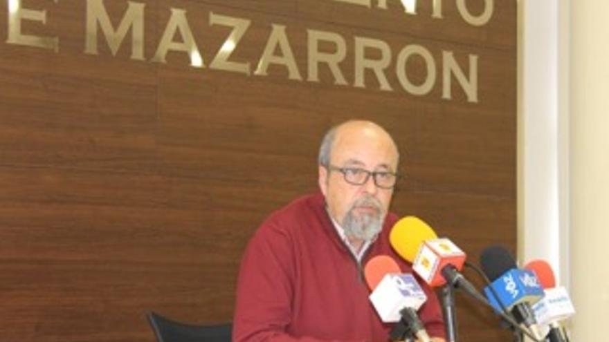 Francisco García, Alcalde de Mazarrón