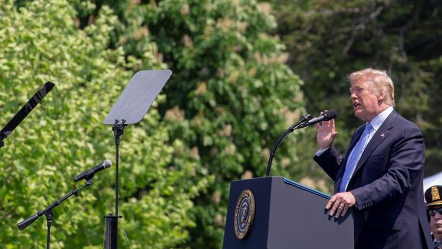 """La Casa Blanca se mantiene """"esperanzada"""" ante la cumbre entre Trump y Kim"""