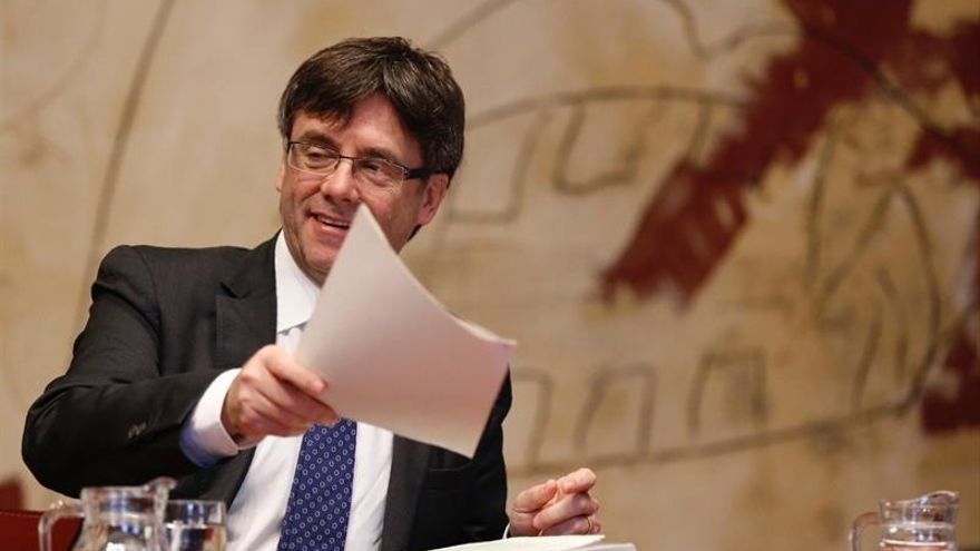 Puigdemont constata con tristeza que Rajoy está cerrado a negociar referéndum