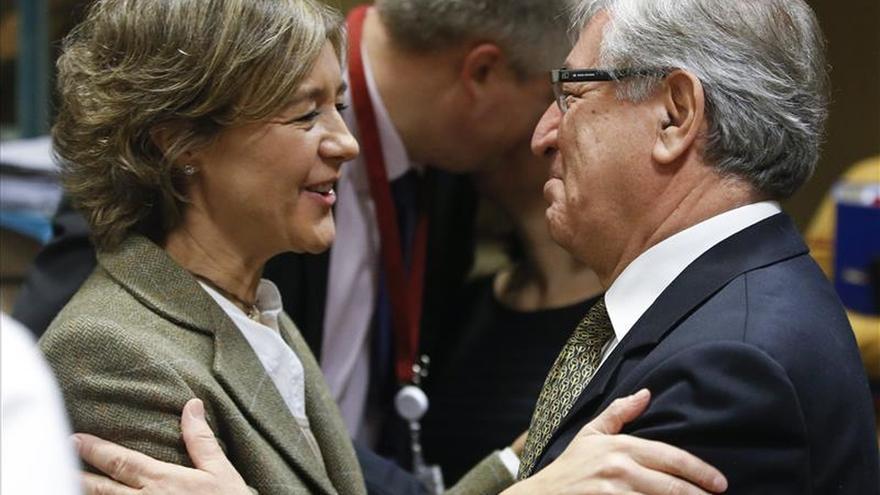 Minuto de silencio en el Consejo de la UE por muerte de españoles en Afganistán