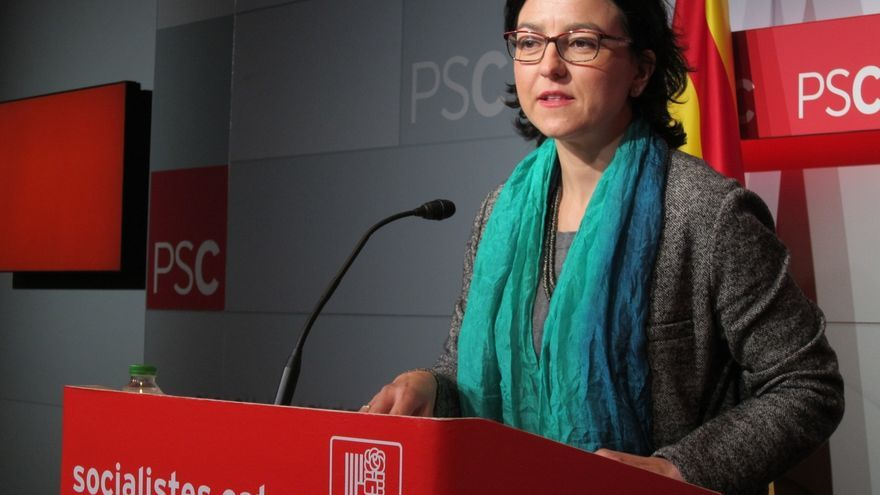 """Eva Granados se perfila como 2 del PSC y el grupo parlamentario """"seguirá casi intacto"""""""