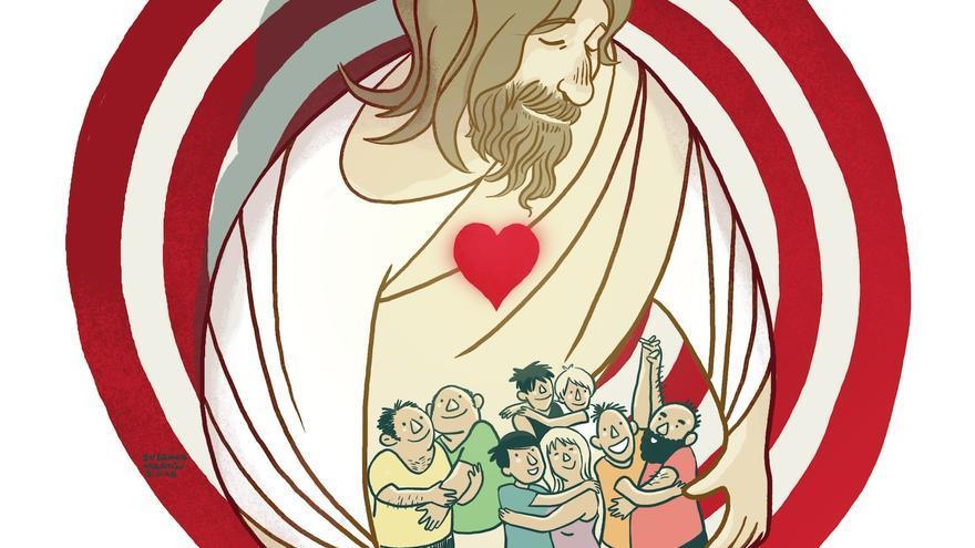 El Jesús inclusivo y amoroso en el que cree el colectivo Betania