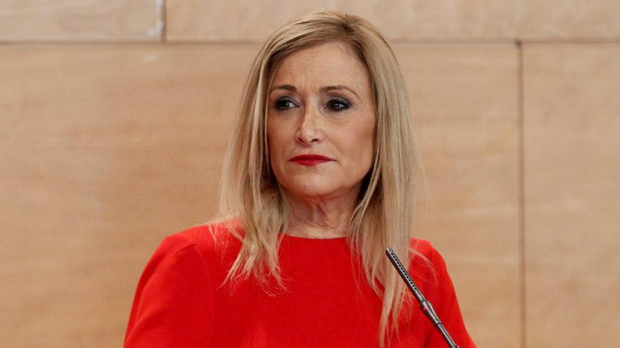 Cristina Cifuentes, en una imagen de archivo
