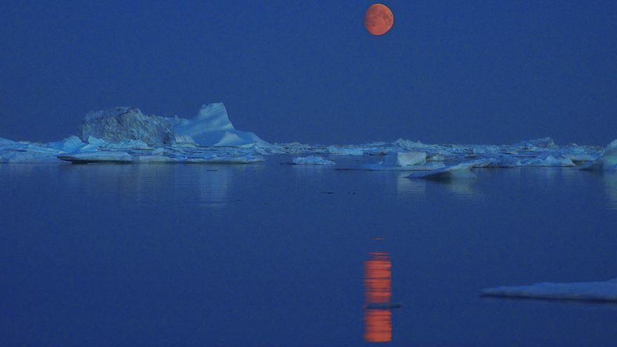 Una expedición de Greenpeace al Artico / Foto: Pedro Armestre.