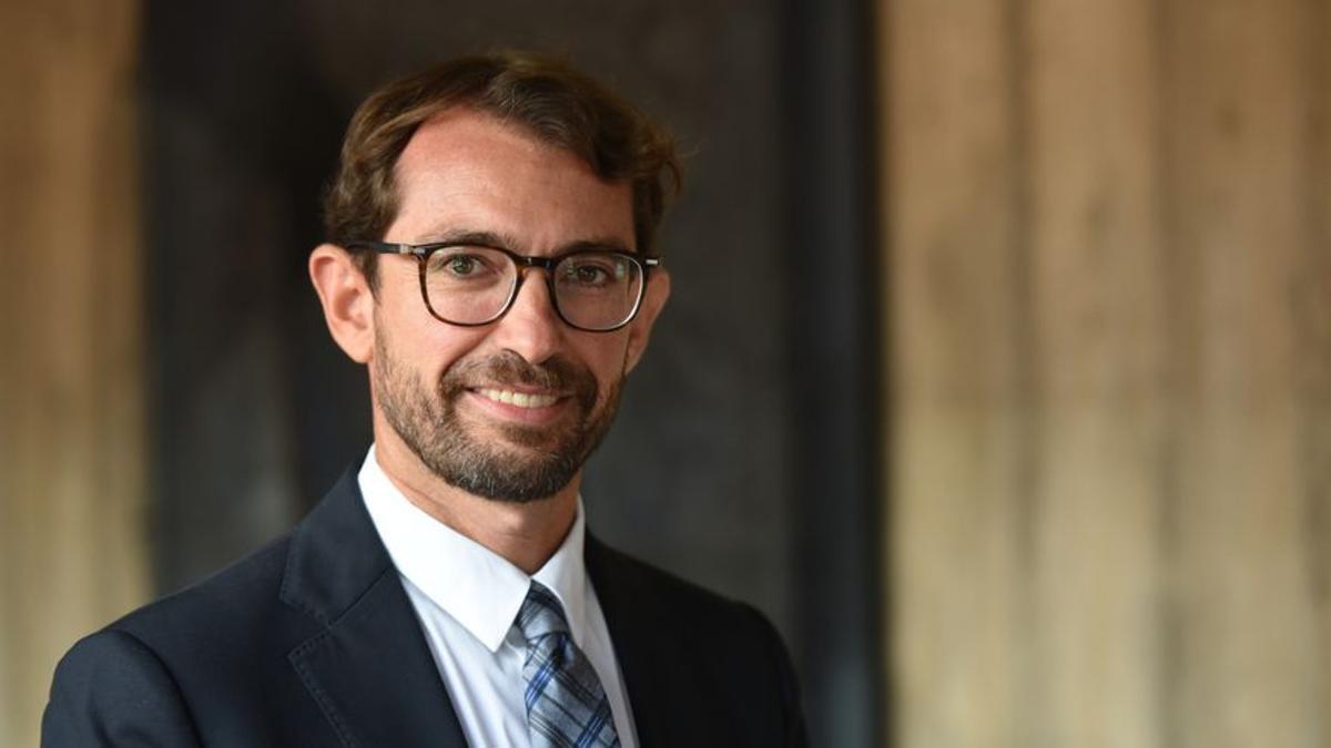 Antonio Olivera, viceconsejero de Presidencia de Gobierno de Canarias.