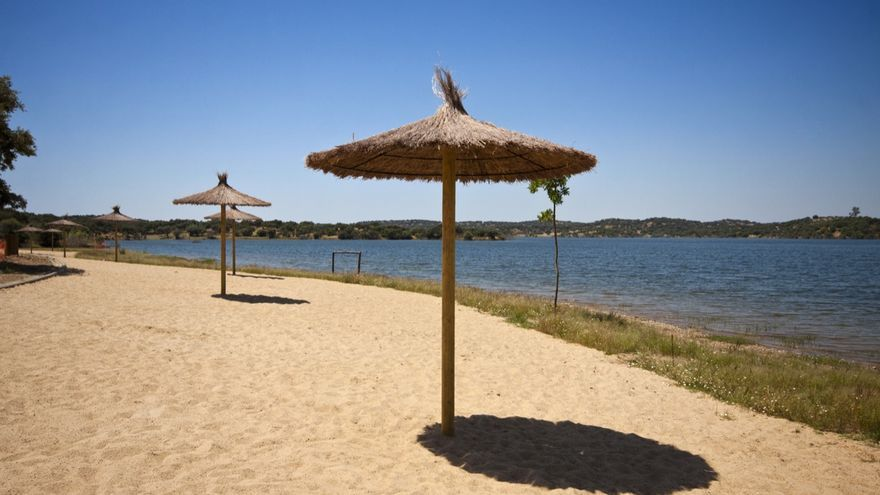 Playa de Cheles