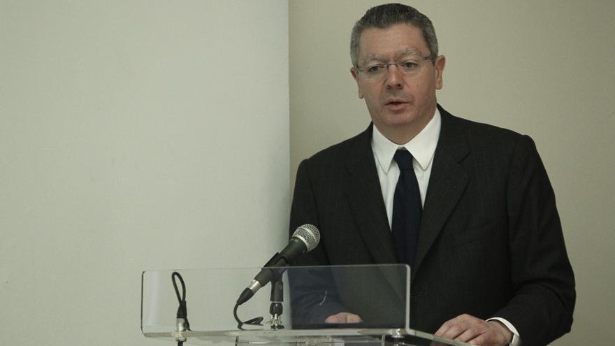 Gallardón resta importancia a la ausencia de Aznar en Valladolid y destaca su aportación al PP desde FAES