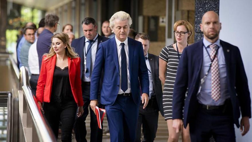"""Wilders: """"Rutte se metería con cualquiera en la cama"""" por ser primer ministro"""
