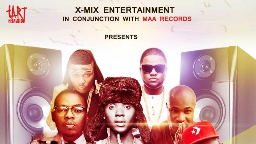 Sunday Yuguda, un conocido DJ de 32 años apodado DJ X-Mix, ha pinchado en Maiduguri durante una década
