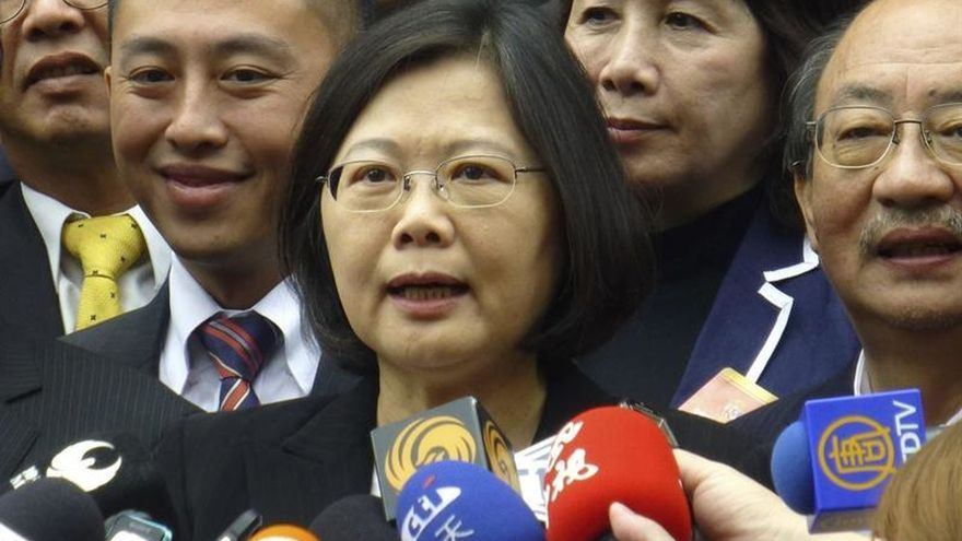 """El partido gobernante de Taiwán delibera eliminar la """"cláusula independentista"""""""