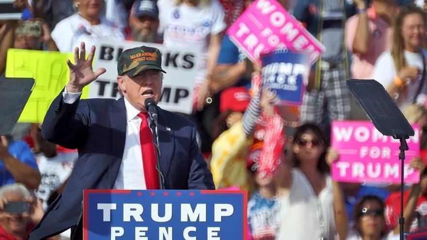 Musulmán y estadounidense en tiempos de Donald Trump