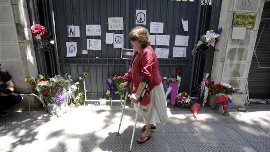 Una ciudadana chilena figura entre las víctimas del atentado de París