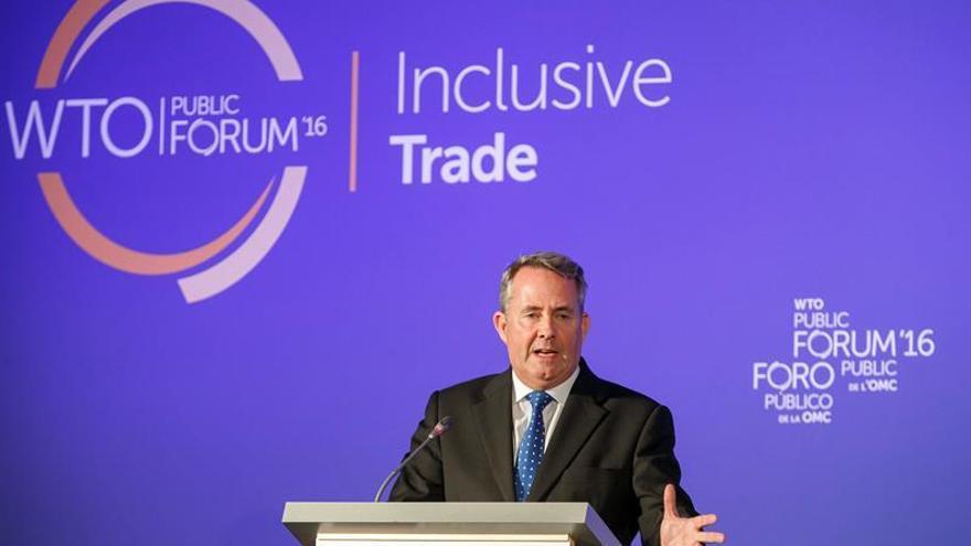 Reino Unido garantiza su compromiso con el comercio internacional pese al brexit