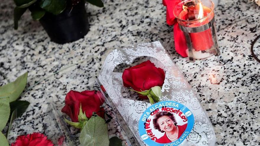El Senado abre un libro de condolencias en recuerdo de Rita Barberá