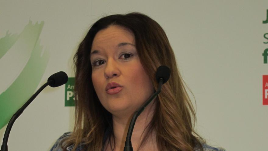 Verónica Pérez anuncia que contará con Espadas para la nueva Ejecutiva Provincial del PSOE