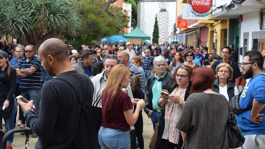 V Feria de la Fresa en Valsequillo (Gran Canaria).