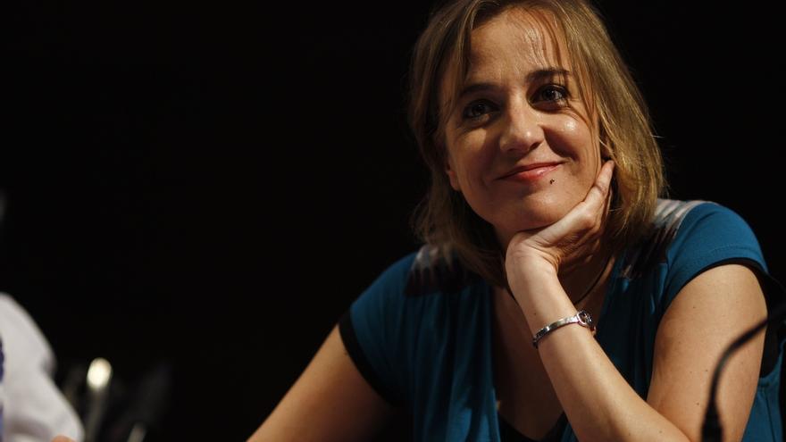Tania Sánchez admite discrepancias en la estrategia para conseguir que Podemos se extienda y consolide
