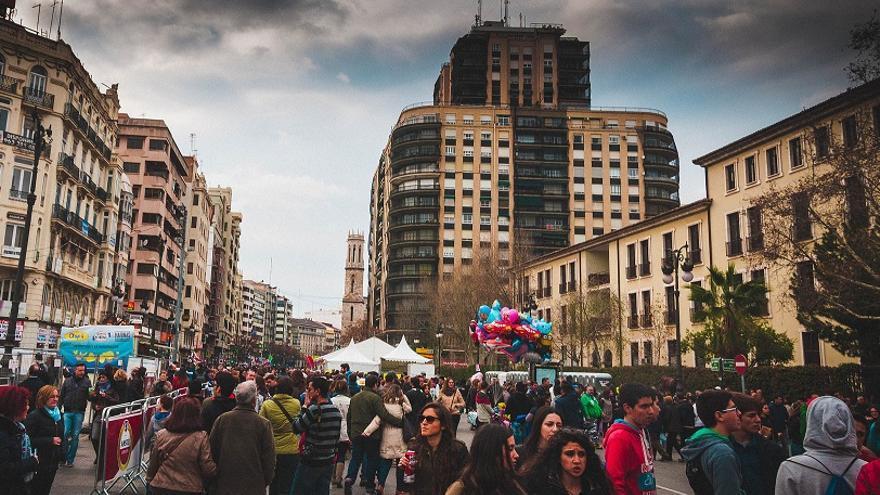 La Comunitat Valenciana continúa liderando la pérdida de población de España