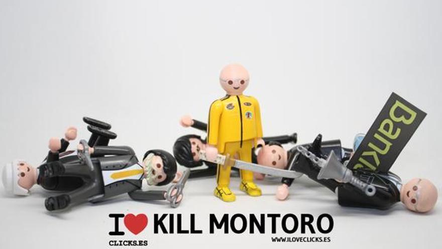 I love kill Montoro