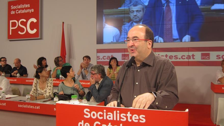 El PSC convoca el martes un Consell Nacional extraordinario para abordar la abstención del PSOE