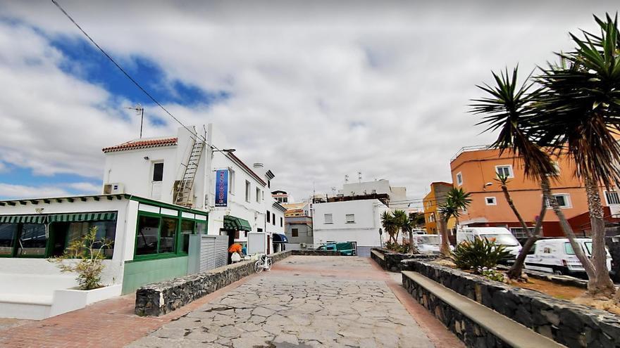 Los Abrigos, en la isla de Tenerife.
