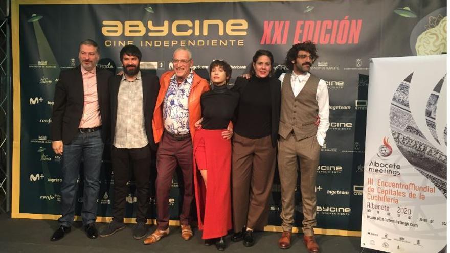 Inauguración del XXI Festival de Cine Independiente Abycine