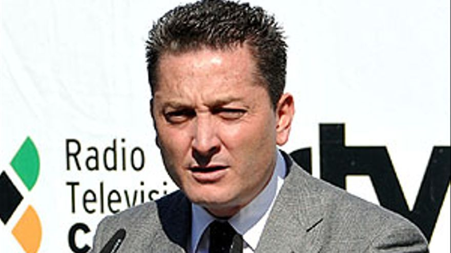 El director general de RTVC, Willy García.