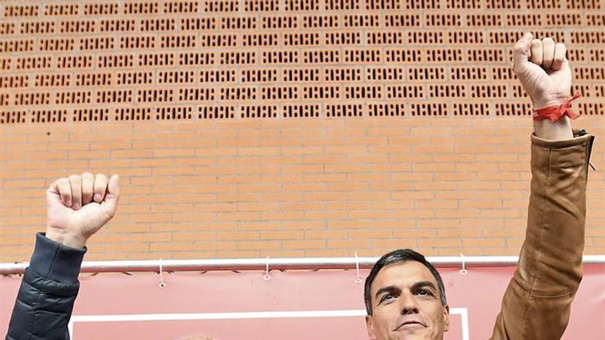 Sánchez: Para volver a ganar, el PSOE tiene que conectar con los jóvenes
