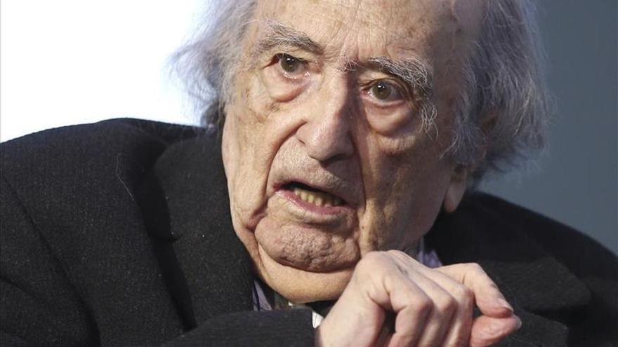 """Sánchez Ferlosio presenta el """"semillero"""" de sus ensayos reunidos"""