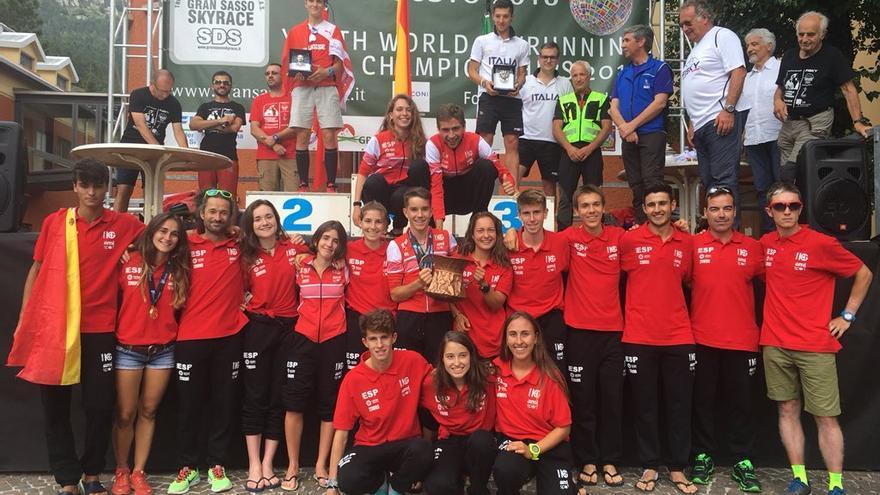 Selección Española.