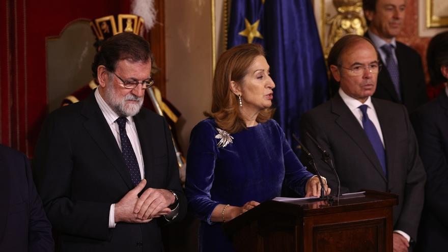 """Pastor ensalza la Constitución como el mejor instrumento para frenar los """"inadmisibles ataques"""" del independentismo"""