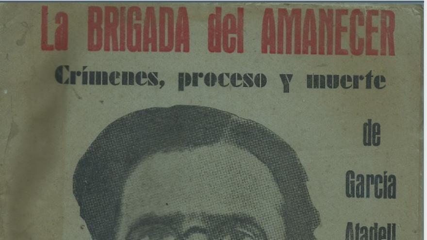 Imagen de García Atadell, uno de los protagoistas de la exposición.