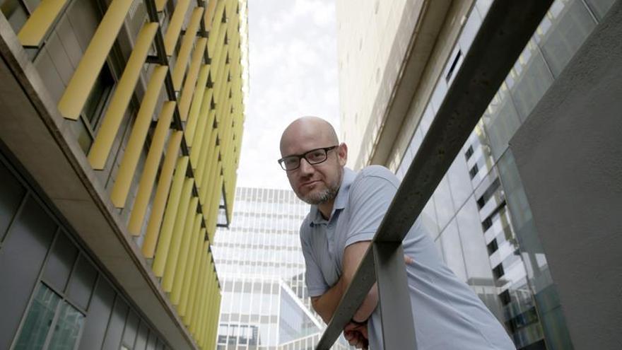 """David Miró teoriza sobre el periodista político como """"guardián de democracia"""""""