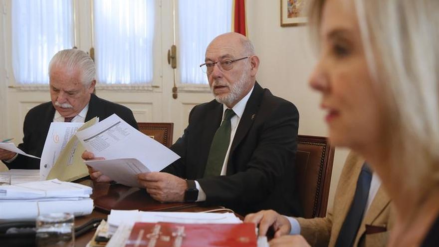 Maza propondrá que Alejandro Luzón sea el nuevo fiscal jefe Anticorrupción