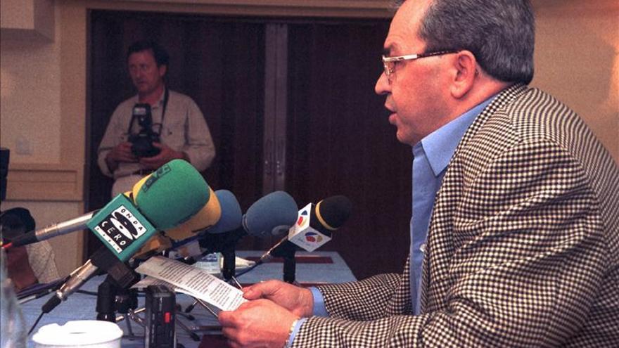 El expresidente de Aragón José Marco, condenado a dos años por fraude fiscal