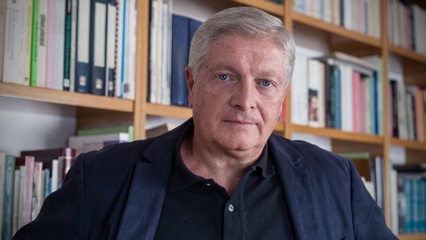 Javier Lacruz. Foto: Juan Manzanara.