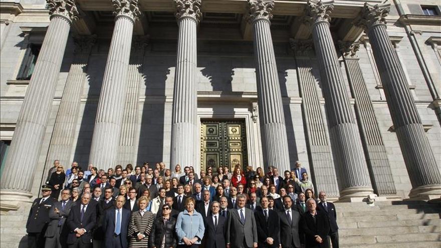 PP y PSOE confían Iglesias rectifique y se una a todos contra el terrorismo