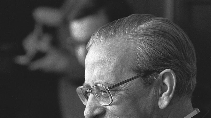 El prelado del Opus Dei, Álvaro del Portillo